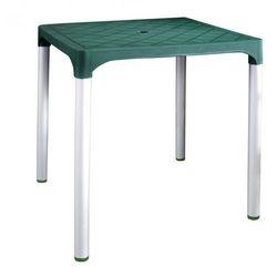 MEGA PLAST stół MP1351 VIVA, ciemnozielony (8606006429726)