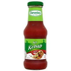 Sos Kebab ostry 250 ml Develey