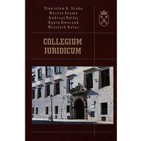 Collegium Iuridicum (9788376385440)