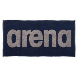 Arena gym soft ręcznik, navy-grey 2019 ręczniki i szlafroki sportowe