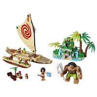 Lego DISNEY PRINCESS Oceaniczna podróż vaiany 41150