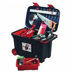 - walizka narzędziowa z kółkami - 775 x 472 x 493 mm - z półką marki Tayg