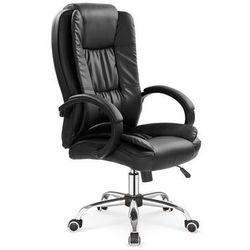 RELAX fotel gabinetowy czarny, H_2010001153054
