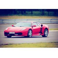 Jazda Ferrari F430 - Jastrząb k. Kielc \ 4 okrążenia