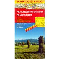 Polska Południowo-Wschodnia. Mapa Marco Polo w skali 1:300 000