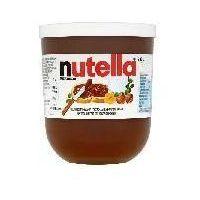 Ferrero Nutella krem do smarowania z orzechami laskowymi i kakao 230 g