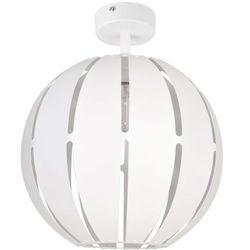 Plafon Sigma Lighting Globus Prosty L biały
