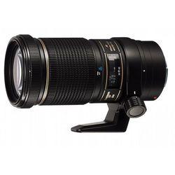 180 mm f/3.5 sp di if ld macro / sony a, marki Tamron