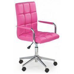 Obrotowy fotel dla dziewczynki amber 2x - różowy marki Producent: profeos