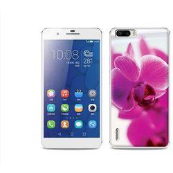 Foto Case - Huawei Honor 6 Plus - etui na telefon Foto Case - fioletowa orchidea (Futerał telefoniczny)