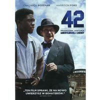 42 - Prawdziwa Historia Amerykańskiej Legendy z kategorii Filmy biograficzne