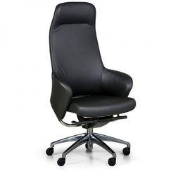 Fotel biurowy Supreme, czarny
