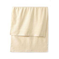 """Ręczniki """"deluxe"""" kremowy marki Bonprix"""