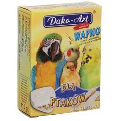 DAKO-ART Wapno biszkoptowe dla ptaków 2szt. z kategorii Pokarmy dla ptaków