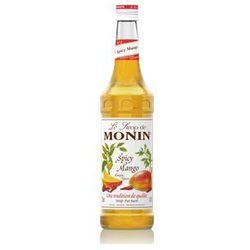 Monin Syrop ostre mango mango spicy  700ml