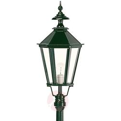 Piękna latarnia Dublin 1-punktowa zielona (8714732503303)