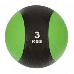 Piłka lekarska gumowa, piłka rehabilitacyjna 1,2,3,4,5kg Evolution z kategorii Piłki i skakanki