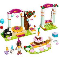 Friends PRZYJĘCIE URODZINOWE (Birthday Party) 41110 marki Lego [zabawka]