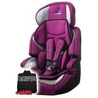 Fotelik samochodowy  falcon 2016 purple marki Caretero