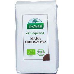 Eko wital Mąka orkiszowa typ 1850 bio 1 kg ekowital