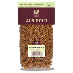 249alb-gold Makaron orkiszowy razowy spirala 250g - alb-gold - eko