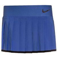 Nike Performance VICTORY Spódnica sportowa comet blue/black (0826216038152)