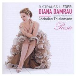 Strauss: Lieder - Diana Damrau (muzyka klasyczna)