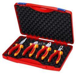 """walizka """"compact-box"""" 4 części z narzędziami vde 00 20 15 marki Knipex"""