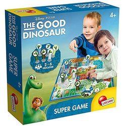 Lisciani, Dobry dinozaur, Super game, gra planszowa, kup u jednego z partnerów