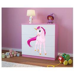 Kocot-meble Komoda dziecięca  babydreams jednorożec kolory negocjuj cenę, kategoria: szafy i szafki
