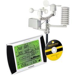 Biowin Profesjonalna stacja pogody z dotykowym wyświetlaczem