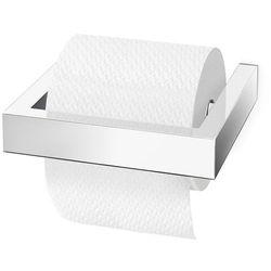 Uchwyt na papier toaletowy Linea Zack polerowany (40031)