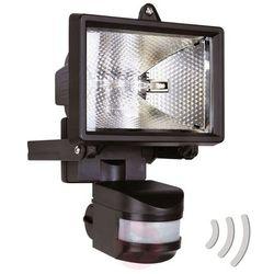 Reflektor halogenowy z czujką ruchu ELRO ES120, 1x120 W, R7s, IP44, (DxSxW) 14 x 11 x 20 cm