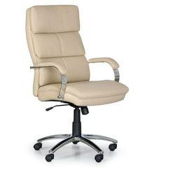 Krzesło biurowe stairs, beżowy marki B2b partner
