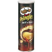 165g hot & spicy pikantne chipsy | darmowa dostawa od 150 zł! marki Pringles