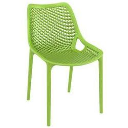 Krzesło ogrodowe Air zielone - sprawdź w wybranym sklepie