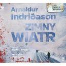 CD MP3 ZIMNY WIATR, Arnaldur Indridason