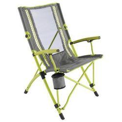 Coleman Krzesło ogrodowe bungee chair szaro-zielony