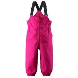 Spodnie przejściowe przeciwdeszczowe REIMA ERFT bez ocieplenia różowe z kategorii Pozostała moda i styl