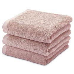 Ręcznik london dusty pink 30x50 cm marki Aquanova