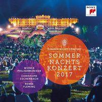 Sommernachtskonzert 2017 / Summer Night Concert 2017 (DVD) - Christoph Eschenbach