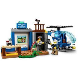 10751 GÓRSKI POŚCIG POLICYJNY (Mountain Police Chase) - KLOCKI LEGO JUNIORS