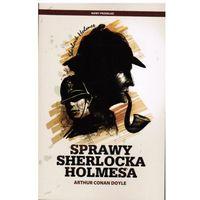 SPRAWY SHERLOCKA HOLMESA Arthur Conan Doyle, Algo