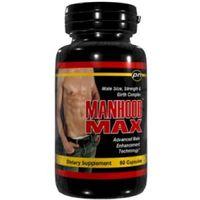 Manhood max - szybkie powiększanie penisa marki Power nutra