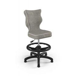 Entelo Krzesło dziecięce na wzrost 133-159cm petit black vs03 rozmiar 4 wk+p