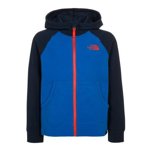 The North Face GLACIER Kurtka z polaru cosmic blue/monster blue - produkt dostępny w Zalando.pl
