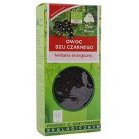 Herbata Owoc bzu czarnego 50 g EKO