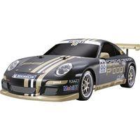 Model samochodu RC Tamiya Porsche 911 GT3 Cup VIP 2007, 1:10, Elektryczny, 465 mm, 1140 g, Do samodzielnego z�