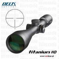Luneta celownicza myśliwska  titanium 2,5-10x56 hd di 10 lat gwarancji marki Delta optical
