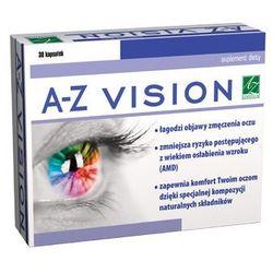 A-Z vision 30 kaps. z kategorii Szczoteczki do zębów
